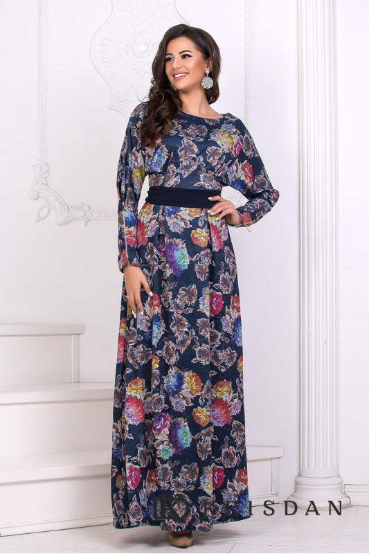 Повседневное платье 6252e