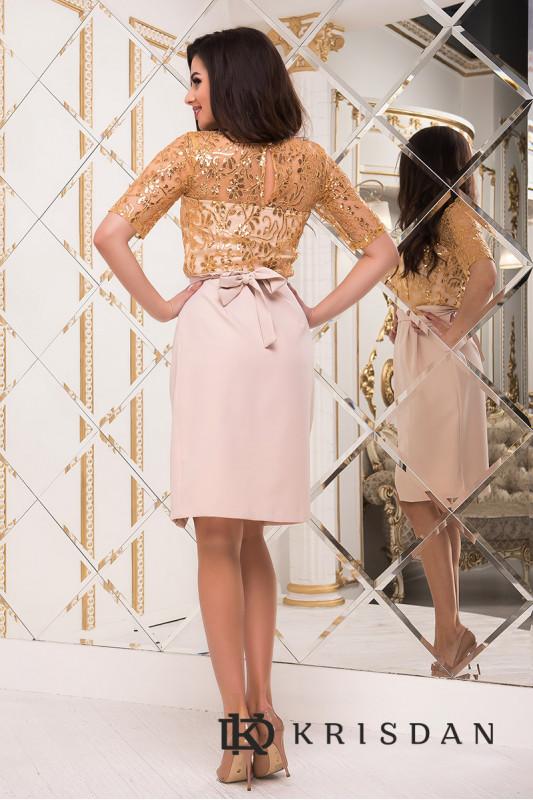 Коктейльное платье 8254e