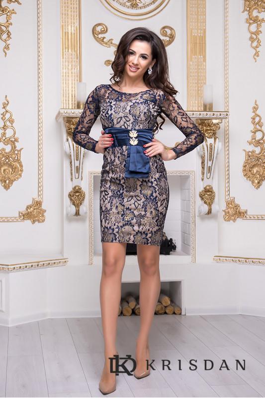 Коктейльное платье 4396e