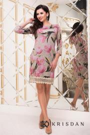 Повседневное платье 7243e