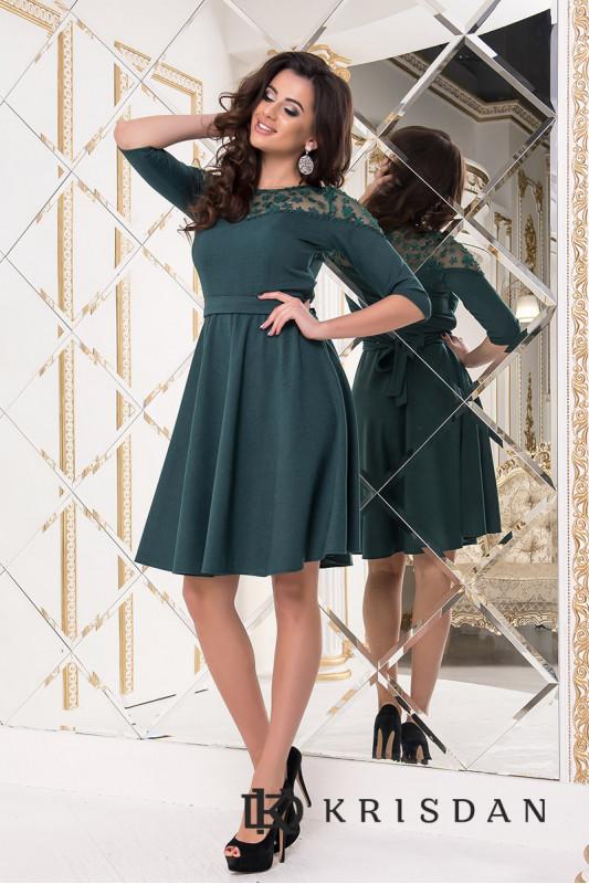 Коктейльное платье 8224e