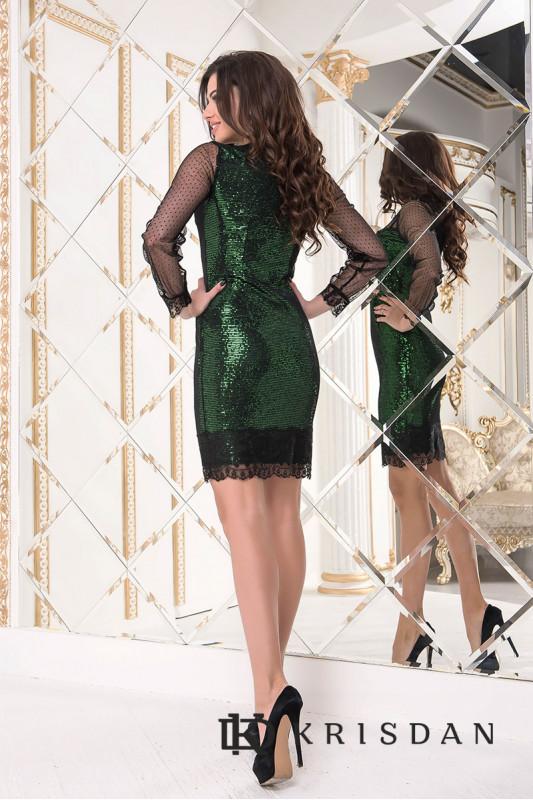 Коктейльное платье 8218e