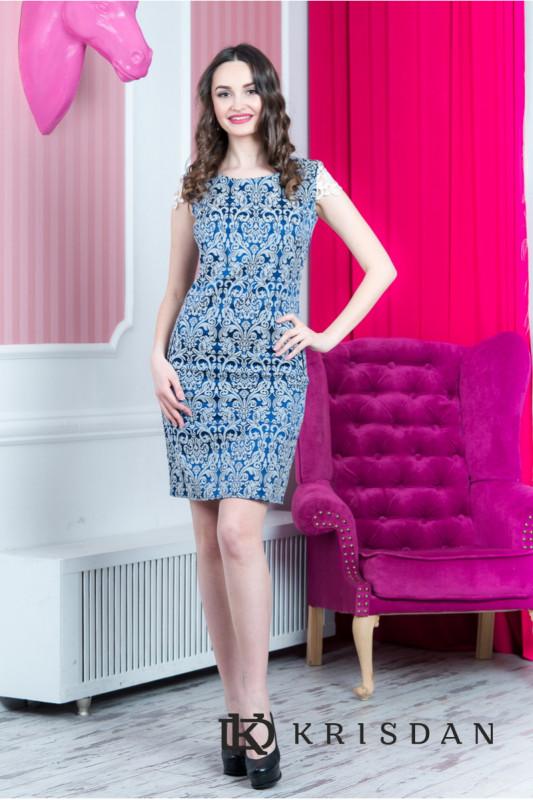Повседневное платье 6137e