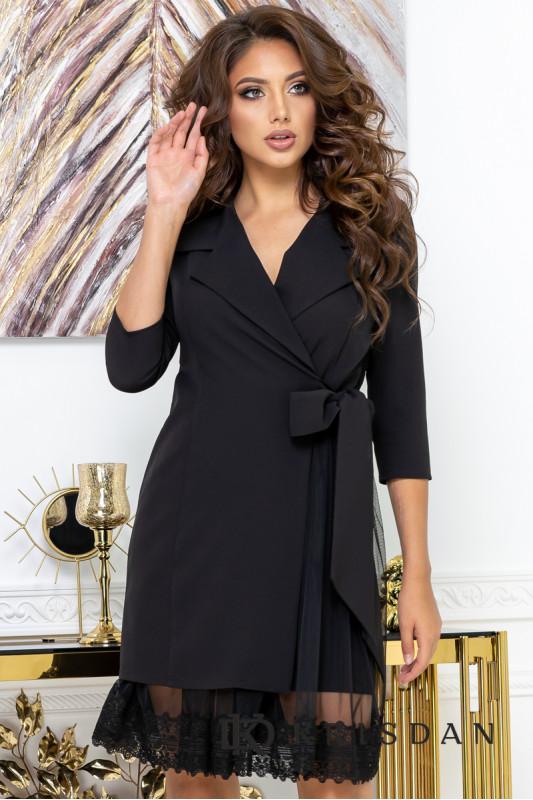 Коктейльное платье 20166