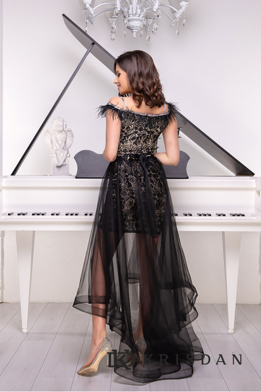 Вечернее платье 9019e