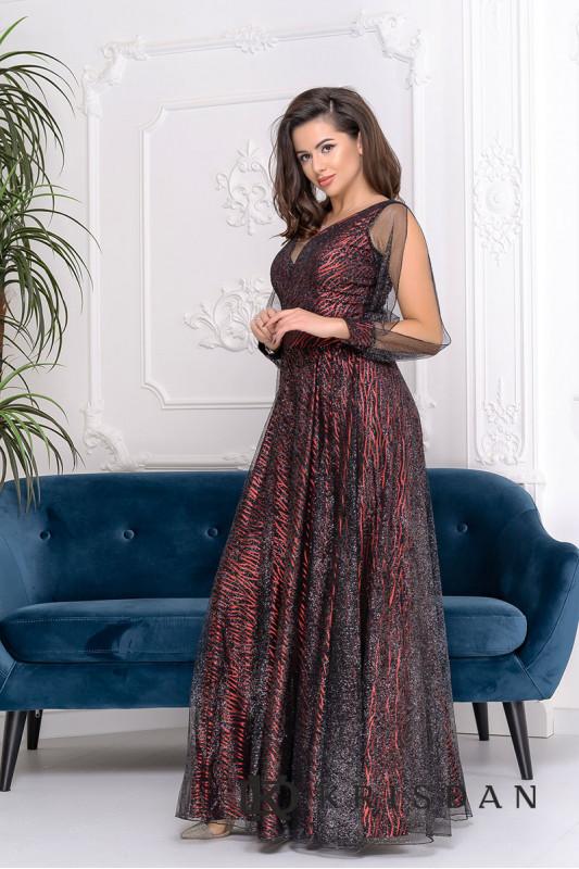 Вечернее платье 8193e