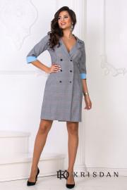 Повседневное платье 8156e