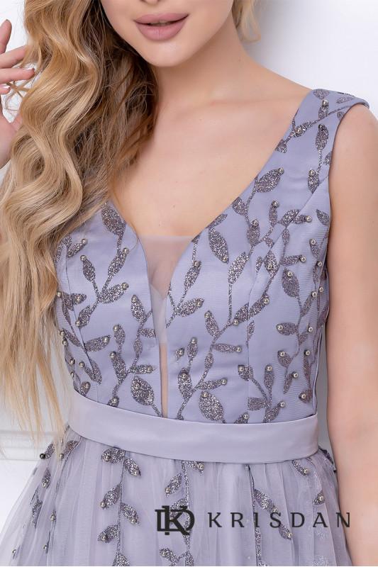 Вечернее платье 20045e