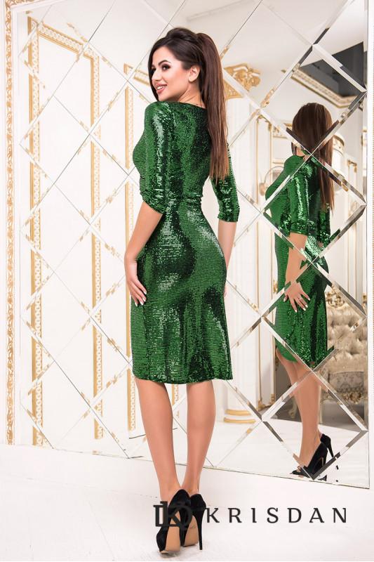Коктейльное платье 8228e