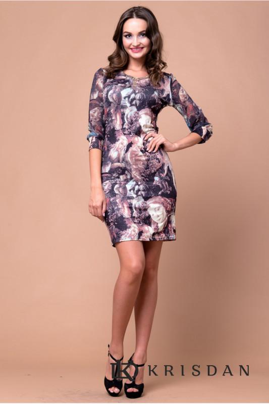Повседневное платье 5179e