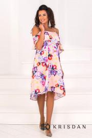 Повседневное платье 8112e