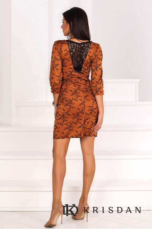 Повседневное платье 7233e