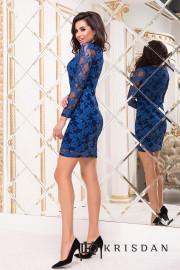 Коктейльное платье 8201e