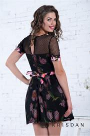 Коктейльное платье 7050e