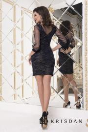 Коктейльное платье 8205e